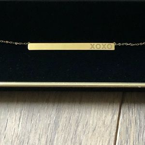 Jewelry - 14KT Yellow Gold Bar Necklace